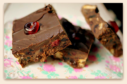 Weight Watchers Choc Fruit Cake Recipe